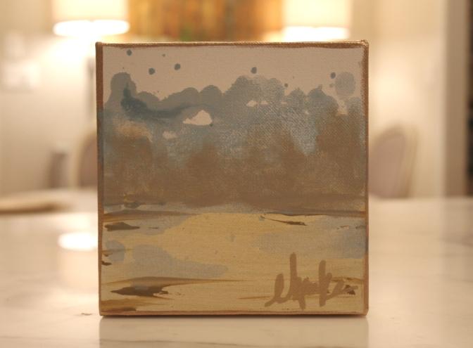 6x6 landscape