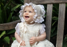 Anne Helen, 12 months old
