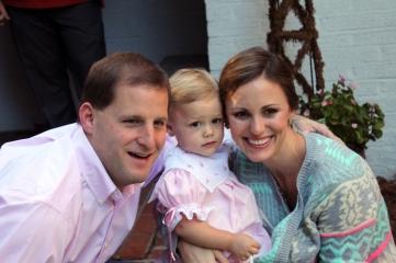 My precious family. 24 months