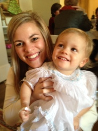 Aunt Addie and AH