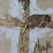 """""""Golden Cross A"""" 6x6"""